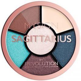Makeup Revolution My Sign paletka na oči odstín Sagittarius  4,6 g