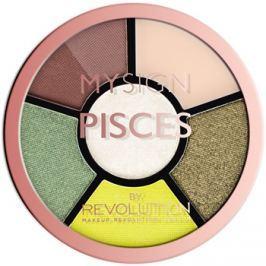 Makeup Revolution My Sign paletka na oči odstín Pisces  4,6 g