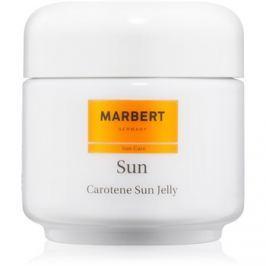 Marbert Sun Carotene Sun Jelly bronzující gel na obličej a tělo SPF 6  100 ml
