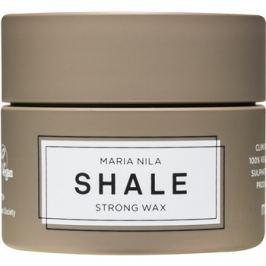 Maria Nila Minerals Shale stylingový vosk pro krátké vlasy silné zpevnění  50 ml