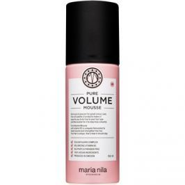 Maria Nila Pure Volume pěna pro objem vlasů  150 ml