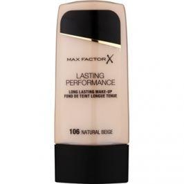 Max Factor Lasting Performance dlouhotrvající tekutý make-up odstín 106 Natural Beige 35 ml