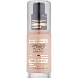 Max Factor Miracle Match tekutý make-up s hydratačním účinkem odstín 79 Honey Beige 30 ml