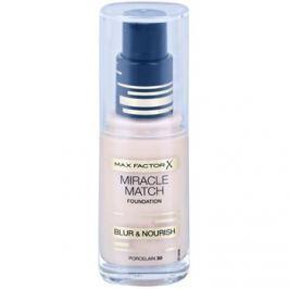 Max Factor Miracle Match tekutý make-up s hydratačním účinkem odstín 30 Porcelain 30 ml
