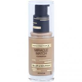 Max Factor Miracle Match tekutý make-up s hydratačním účinkem odstín 80 Bronze 30 ml