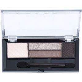 Max Factor Smokey Eye Drama Kit paleta očních stínů a stínů na obočí s aplikátorem odstín 01 Opulent Nudes 1,8 g
