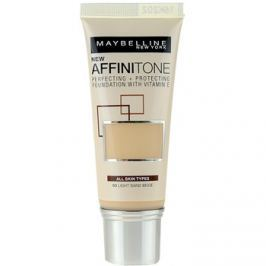 Maybelline Affinitone hydratační make-up odstín 03 Light Sand Beige 30 ml
