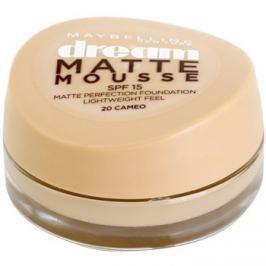 Maybelline Dream Matte Mousse matující make-up odstín 20 Cameo 18 ml