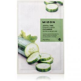 Mizon Joyful Time plátýnková maska s rozjasňujícím a hydratačním účinkem  23 g