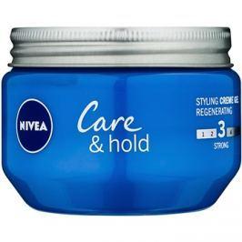Nivea Care & Hold krémový gel na vlasy  150 ml
