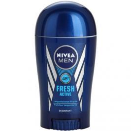 Nivea Men Fresh Active tuhý deodorant pro muže 48h  40 ml