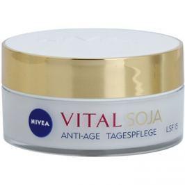 Nivea Visage Vital Multi Active denní krém proti vráskám OF 15  50 ml