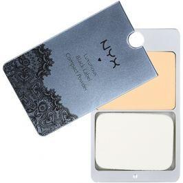 NYX Professional Makeup Black Label kompaktní pudr odstín 12 Perfect Beige 13 g