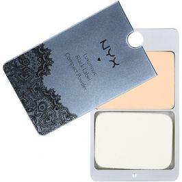 NYX Professional Makeup Black Label kompaktní pudr odstín 09 Natural Beige 13 g