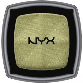 NYX Professional Makeup Eyeshadow oční stíny odstín 31 Lime Green 2,7 g