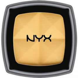 NYX Professional Makeup Eyeshadow oční stíny odstín 43 Yellow 2,7 g