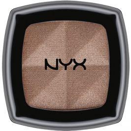 NYX Professional Makeup Eyeshadow oční stíny odstín 09 Deep Bronze 2,7 g