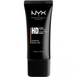 NYX Professional Makeup HD Studio tekutý make-up odstín 112 Chestnut 33,3 ml