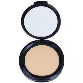 NYX Professional Makeup HD Studio kompaktní pudrový make-up pro matný vzhled odstín 08 Golden Beige 7,5 g