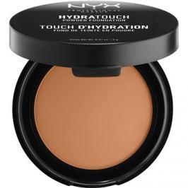 NYX Professional Makeup Hydra Touch kompaktní pudrový make-up odstín 13 Sable 9 g