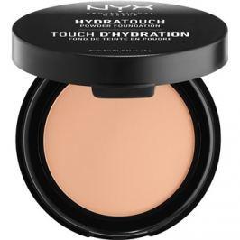 NYX Professional Makeup Hydra Touch kompaktní pudrový make-up odstín 06 Tan 9 g