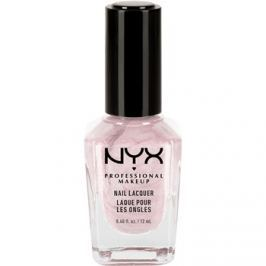 NYX Professional Makeup Nail Lacquer lak na nehty odstín 21 Frosted 12 ml