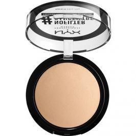 NYX Professional Makeup Nofilter pudr odstín 07 Medium Olive 9,6 g