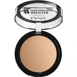 NYX Professional Makeup Nofilter pudr odstín 10 Classic Tan 9,6 g