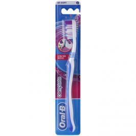 Oral B Complete Ultra Thin Bristles zubní kartáček soft Blue