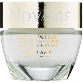 Oriflame Novage Time Restore krém na oční okolí a rty  15 ml