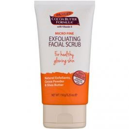 Palmer's Face & Lip Cocoa Butter Formula jemný pleťový peeling  150 g