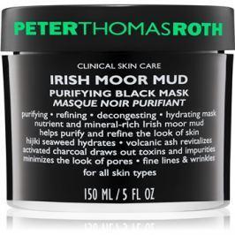 Peter Thomas Roth Irish Moor Mud čisticí černá maska  150 ml