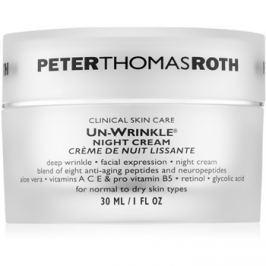 Peter Thomas Roth Un-Wrinkle protivráskový noční krém  30 ml