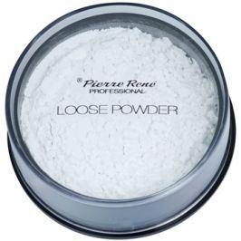 Pierre René Face sypký pudr pro perfektní vzhled odstín 00 Rice Powder 8 g