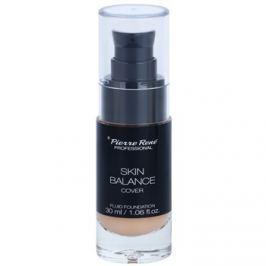 Pierre René Face Skin Balance voděodolný fluidní make-up pro dlouhotrvající efekt odstín 23 Nude 30 ml