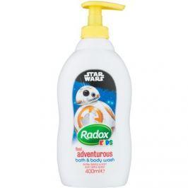 Radox Kids Feel Adventurous sprchový a koupelový gel jablko  400 ml