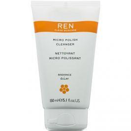 REN Radiance jemný čisticí krém s mikroperličkami  150 ml