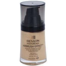 Revlon Cosmetics Photoready Airbrush Effect™ tekutý make-up SPF 20 odstín 003 Shell 30 ml
