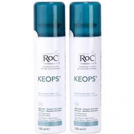 RoC Keops deodorant ve spreji 24h  2 x 150 ml