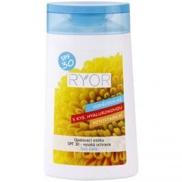 RYOR Sun Care opalovací mléko SPF30  200 ml