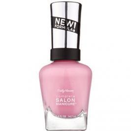Sally Hansen Complete Salon Manicure posilující lak na nehty odstín 523 Aflorable 14,7 ml