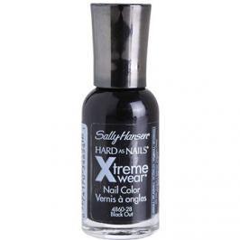 Sally Hansen Hard As Nails Xtreme Wear zpevňující lak na nehty odstín 370 Black Out 11,8 ml