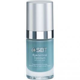 SBT Optimum Eyedentical oční krém pro korekci tmavých kruhů a vrásek  15 ml