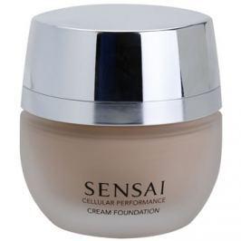 Sensai Cellular Performance Foundations krémový make-up SPF15 odstín CF 12 Soft Beige 30 ml