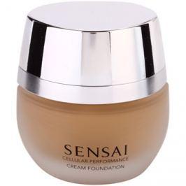 Sensai Cellular Performance Foundations krémový make-up SPF15 odstín CF 24 Amber Beige 30 ml