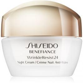 Shiseido Benefiance WrinkleResist24 noční hydratační krém proti vráskám  50 ml