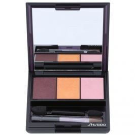 Shiseido Eyes Luminizing Satin trio oční stíny odstín OR 316 3 g