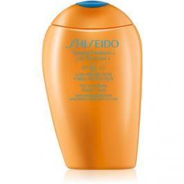 Shiseido Sun Protection opalovací emulze SPF 6  150 ml