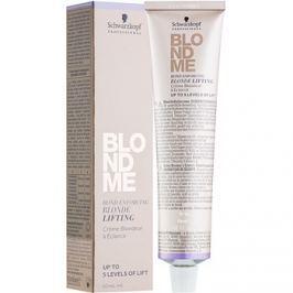 Schwarzkopf Professional Blondme zesvětlující krém pro blond vlasy odstín L - Sand  60 ml