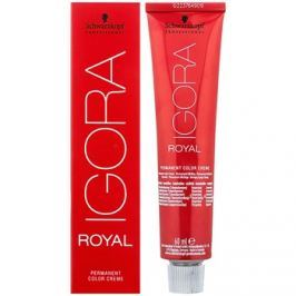 Schwarzkopf Professional IGORA Royal barva na vlasy odstín 6-6  60 ml